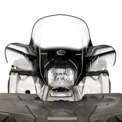Kimpex ATV Black Windshield GEN 2 Polaris Sportsman 479801