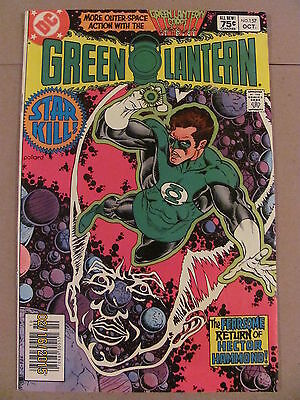 Green Lantern #157 DC Comics $0.75 Canadian Price Variant