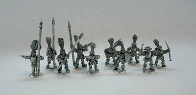 BlightHaven - Town Guard Warband (10) (15mm scale)