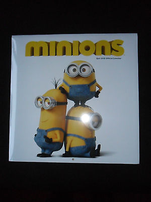 Minions Epic 2016 Official Calendar ~ New