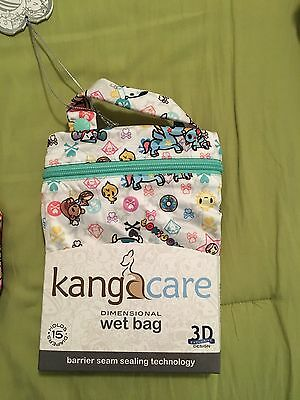 Kanga Care Rumparooz Tokidoki Wet Bag NWT