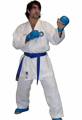 Arawaza Karate Suit 160cm New Diamond White Kumite Uniform Martial Arts Gi