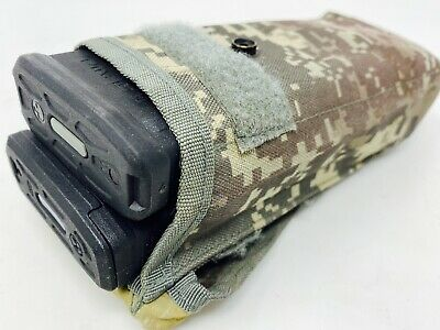 NEW USMC Military Coyote brown magazine mag ammo pouch molle full battle FBSE
