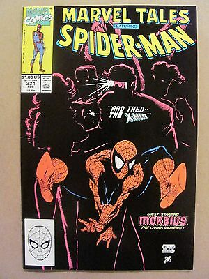Marvel Tales #234 reprints Marvel Team-up #4 Spider-Man Todd McFarlane Cover