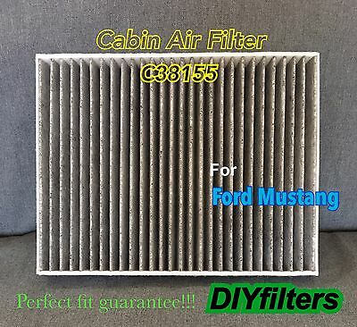 2015-2018 FORD MUSTANG FC38155 CAF1925P C38155 CABIN AIR FILTER