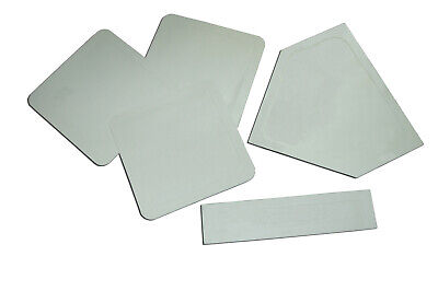 Champro Rubber Throw Down Base Set - 1Mm Thickness (Bacbsrtd)