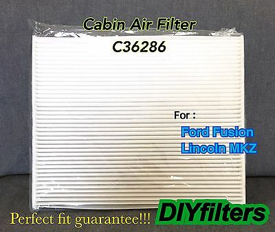 C Premium Cabin Air Filter For   Ford Fusion   Lincoln Mkz