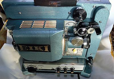 Eiki RM-0 Film Movie Projector Reel to Reel Sound Home Theater