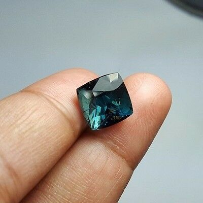 7.1 cts Natural ColorShift  Blue TOURMALINE @Afghanistan WOW