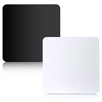 """Neewer? 12"""" x 12""""/30 x 30 cm Acrylic Reflective Display Boards for Product Ta..."""