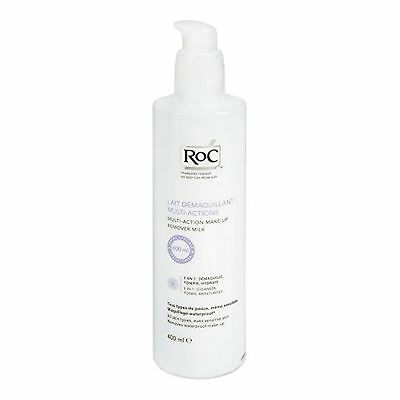 RoC Cleansers Multi-Action Make-Up Remover Milk, 400 ml