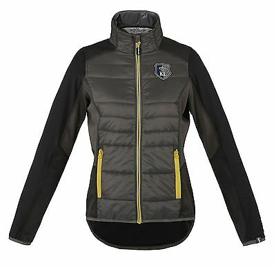 Kingsland Bremen Ladies Equestrian Horse Riding Comfortable Padded Fleece Jacket