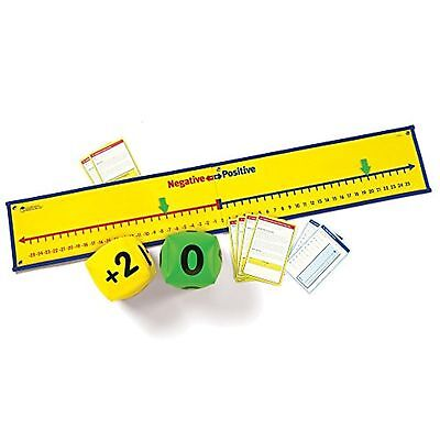 Learning Resources Positive and Negative Number Line Activity