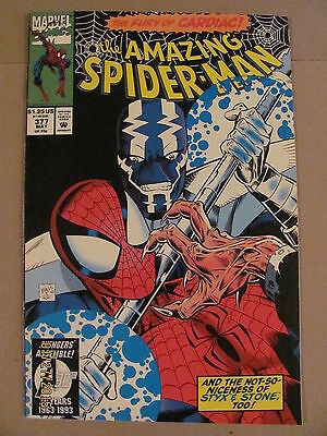 Amazing Spider-Man #377 Marvel Comics 9.4 Near Mint