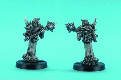 Ral Partha Fantasy - Chaos Knight with Fungus Mutation (28mm scale)