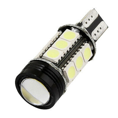 2pcs T15 W16W 16-SMD 5050 LED Turn Signal Light Bulb White DC 12V BF