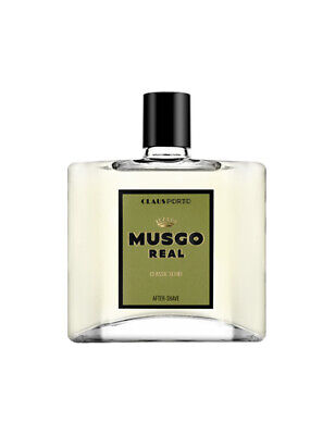 Musgo Real Mens Classic Woody Scent After Shave Aftershave Claus Porto 100ml