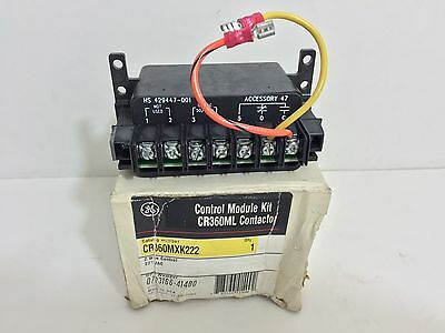 New! Ge / General Electric Control Module Kit Cr360Mxk222 2 Wire Control 277 Vac