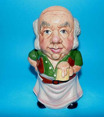 Bairstow Manor collectables figurine ' Innkeeper ' character jug  1st quality