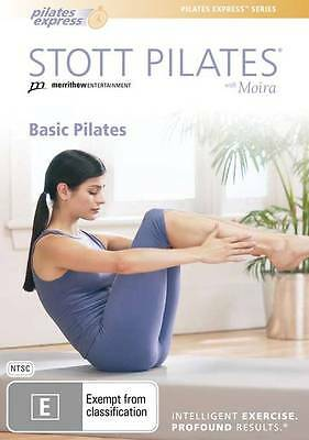 Stott Pilates - Basic Pilates (DVD)