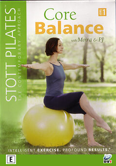 Stott Pilates - Core Balance (DVD)