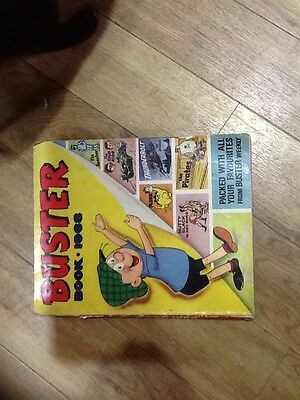 Buster Comic Book 1968