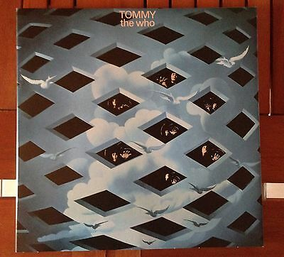 The Who - Tommy - LP Vinyle 33 Tours