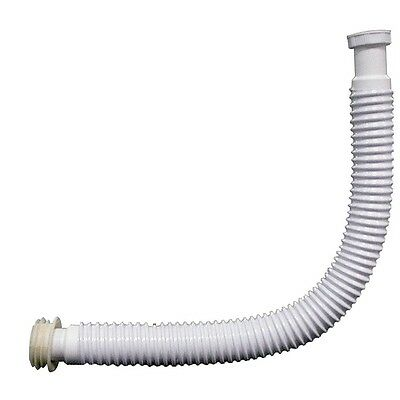"Wirquin Universal Flexible Flush Pipe & Cone Set For 2"" Cistern     59050001"