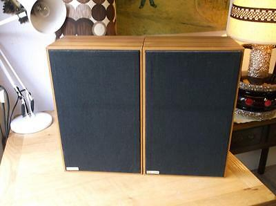 Retro Danish Scansound, Dynaco Teak Speakers