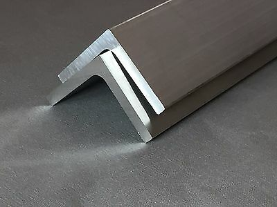 Alloy Angles Aluminium Metal Angle Corner Wall Protector  2000mm Long