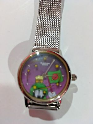 Looney Tunes Warner Bros. Marvin the Martian Womens Watch New in Box