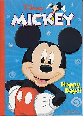 Disney Mickey Mouse Coloring Book ~ Happy Days!