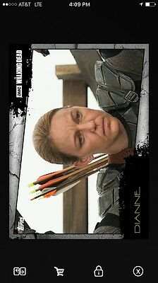 Dianne-Close Up Marathon-Wave 2-Topps Walking Dead Card Trader