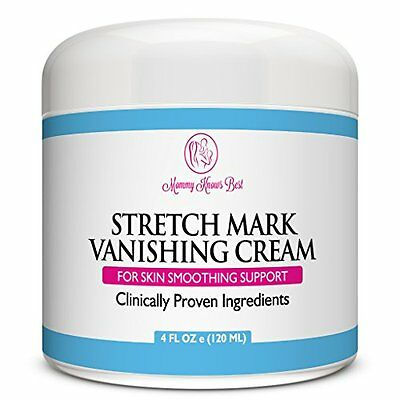 Mommy Knows Best Stretch Mark Removal Vanishing Cream - Remove Stretch Marks
