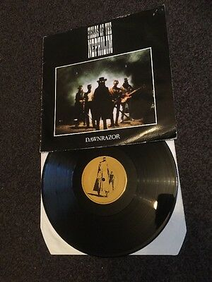 Fields Of The Nephilim, Lp Record. Dawnrazor-Situp18