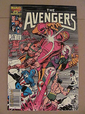 Avengers #268 Marvel Comics 1963 Series Newsstand Edition 9.2 Near Mint-