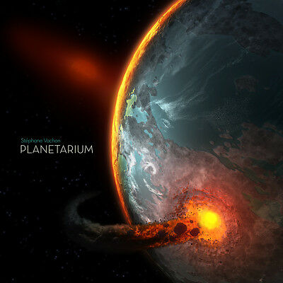 Planetarium - New - Board Game by Game Salute