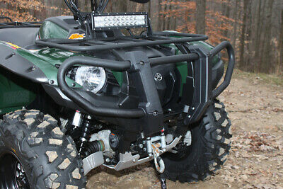 Yamaha Grizzly 550 700 Front Bumper Atv With Mounting Kit 2007-15
