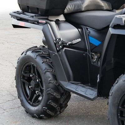Polaris Sportsman 570 Passenger Foot Pegs Atv Fender Guards 2014-18