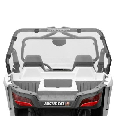 Direction 2 Rear Windshield Lexan Arctic Cat Wildcat Trail/Sport WILDTRWS1003