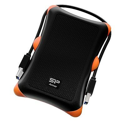 2TB Rugged Armor 2.5-Inch USB 3.0 Military Grade Portable External Hard Drive