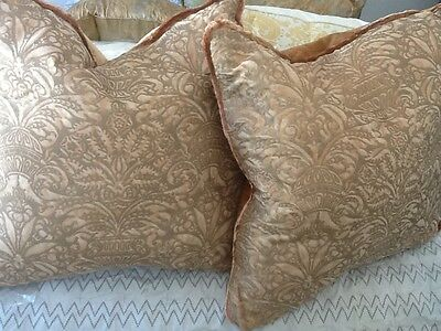 Fantastic Fortuny Pillows