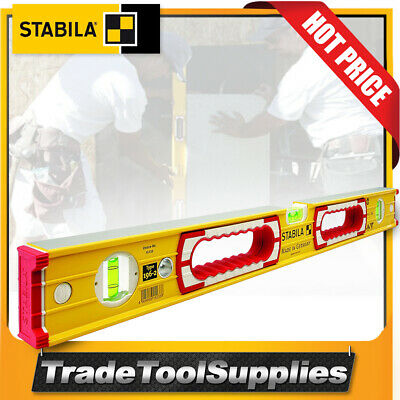 Stabila Spirit Level 196 Series 1200mm 196-2/120