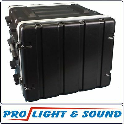 6 RU Unit Rackcase Roadcase Road Flight Rack Case FAST SHIP FROM SYDNEY