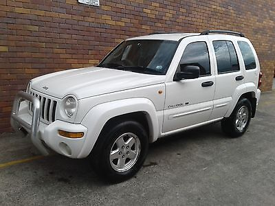 2003 Jeep Kj Cherokee 2.8 Diesel Auto - Suit Parts Only - May Separate Engine