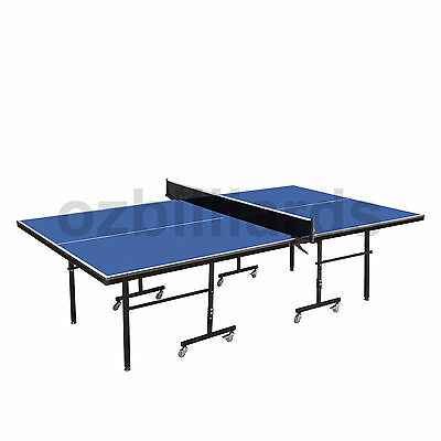 Double Star 13mm Pro Size Table Tennis Ping Pong Table ITTF Approved Free Acc.