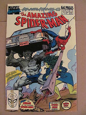 Amazing Spider-Man Annual #23 Marvel Comics Rob Liefeld Art 9.4 Near Mint