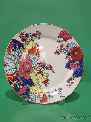 Imperial Leaf Salad Plate Tobacco Leaf Design 8""