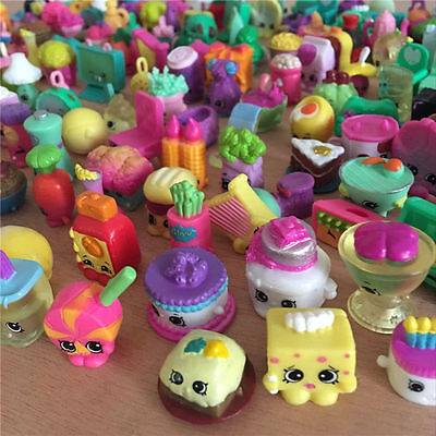 AU STOCK 50Pcs Mixed Random Shopkins of Season 1 2 3 4 5 Action Figure Loose toy