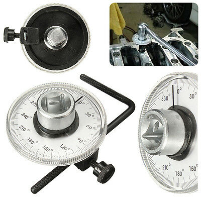 """1/2"""" Square Drive Angle Torque Gauge - clear and accurate angular torque gauge"""